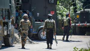 Two terrorists killed in encounter in Pulwama