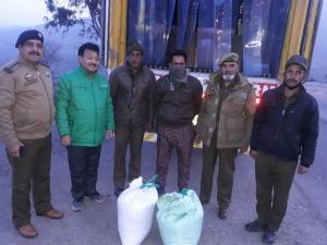Two drug peddlers held with 27 kg poppy in Jammu ...