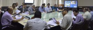 Chief Secretary chairs SLSMC meeting on Housing f...