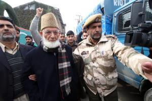ED summons Kashmiri separatist leader Geelani in ...