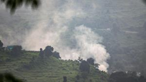 Pak shells forward areas along LoC in Poonch