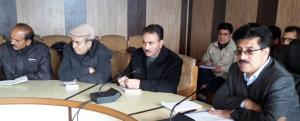 DDC Kulgam reviews Republic Day arrangements