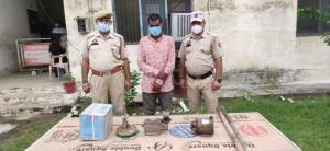 Notorious thief arrested, stolen items recovered