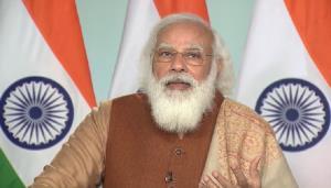 PM Modi lauds India