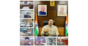 Dr Jitendra Singh allocates Rs 2.5 crore MP fund ...