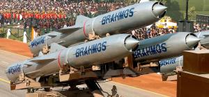 Supersonic cruise missile BrahMos successfully te...