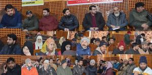 Road Safety Week campaign concludes at Shopian