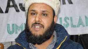 Qazi Yasir booked under PSA, shifted to Hiranagar...