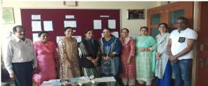 Workshop on Curriculum Reforms concluded at JU