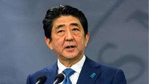 Shinzo Abe wins party vote, on track to becoming ...